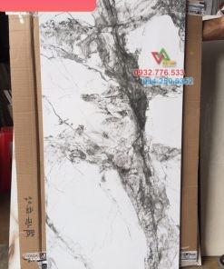 Gạch bóng kính phòng khách 60×120