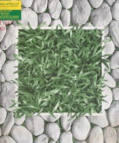 Gạch lát sân giả cỏ giả đá 40×40