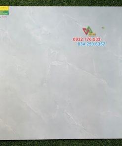 Gạch ốp lát 80×80 màu trắng vân mây