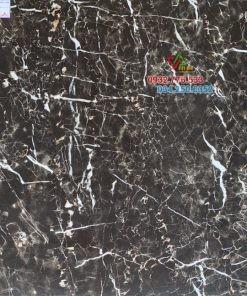 Gạch 80×80 đá bóng kiếng sọc trắng 12873