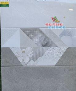 Gạch 30×60 họa tiết đẹp ốp tường CMC 4802