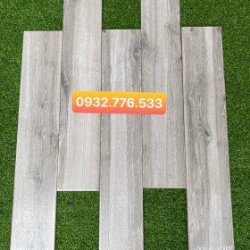 Gạch 15x80 giả gỗ màu xám cao cấp
