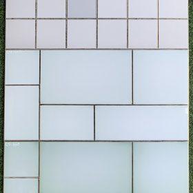 Gạch 30x60 ốp tường màu xanh trời nhập khẩu TQ