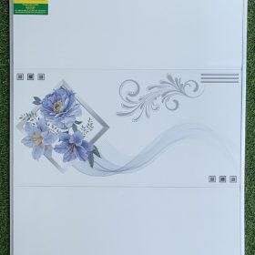 Gạch ốp lát 30x60 họa tiết bông hoa tím