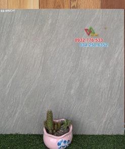 Gạch 60×60 đá mờ hàng kis màu xám