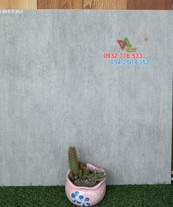 Gạch lát nền 60×60 màu xi măng bền đẹp