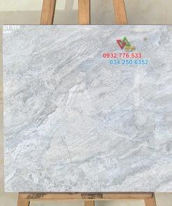Gạch lát nền 60×60 vân đá màu xám chất lượng cao
