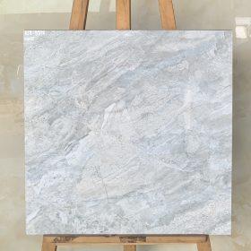 Gạch lát nền 60x60 vân đá màu xám chất lượng cao