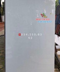 Gạch 60×120 bóng kiếng màu trắng tinh ốp lát