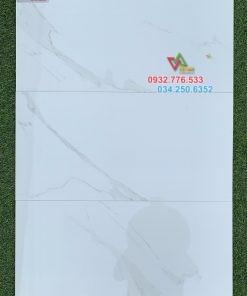 Gạch 30×60 màu trắng sọc vân mây