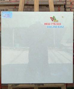 Gạch 60×60 bóng kiếng lát nền phòng khách