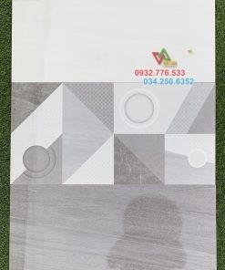 Gạch ốp tường 30×60 màu xám sang trọng