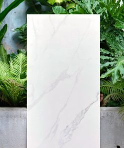 Gạch 60×120 bóng kiếng màu trắng Ấn Độ