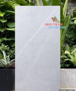 Gạch 60×120 màu xám sọc trắng hàng nhập khẩu Ấn Độ