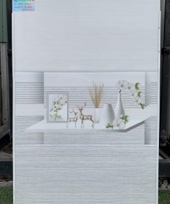 Gạch ốp tường nhà 30×60 màu xám sang