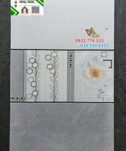 Gạch 30×60 ốp tường phòng ngủ