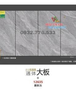 Gạch 60×120 màu xám bóng kiếng cao cấp