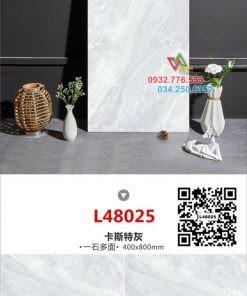 Gạch ốp lát 40×80 sang chảnh mã L48025